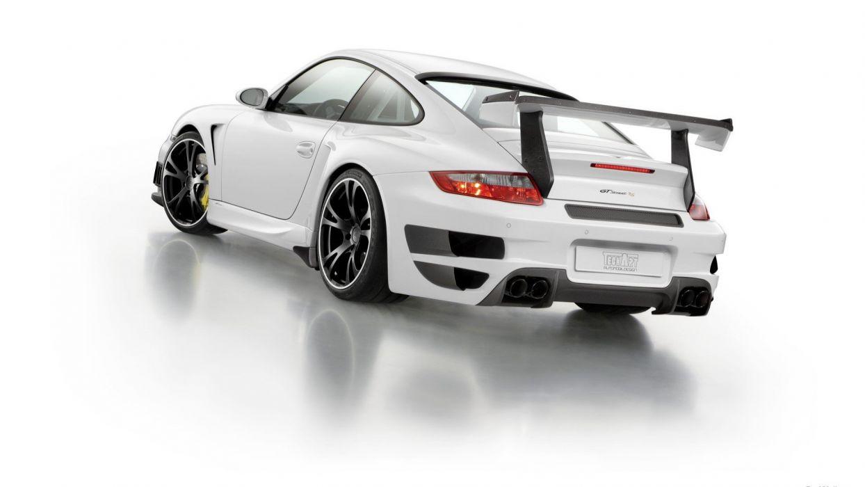 Porsche car manifactures wallpaper