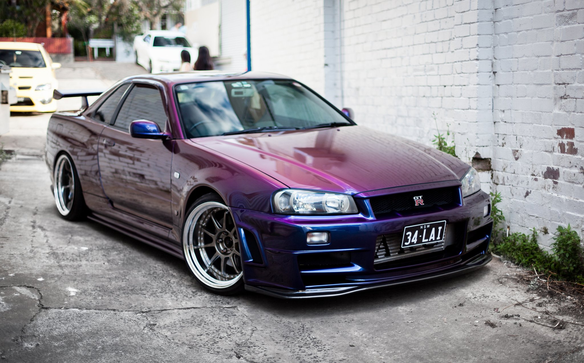 Nissan Skyline Gtr R34 Car Wallpaper | 2048x1276 | 445483 | WallpaperUP
