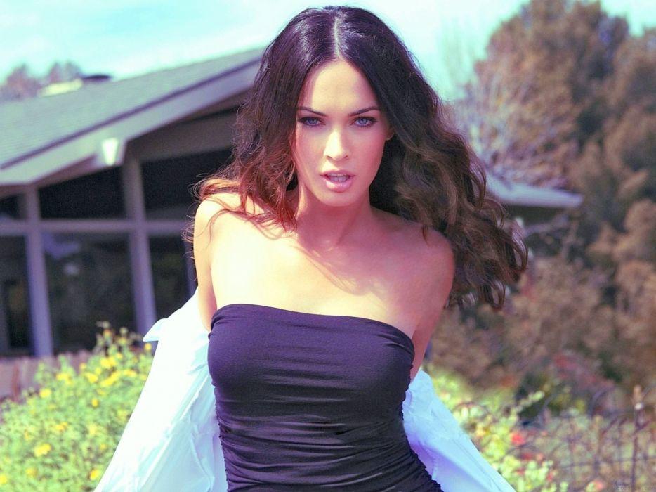 brunette beauty girl lovely model wallpaper