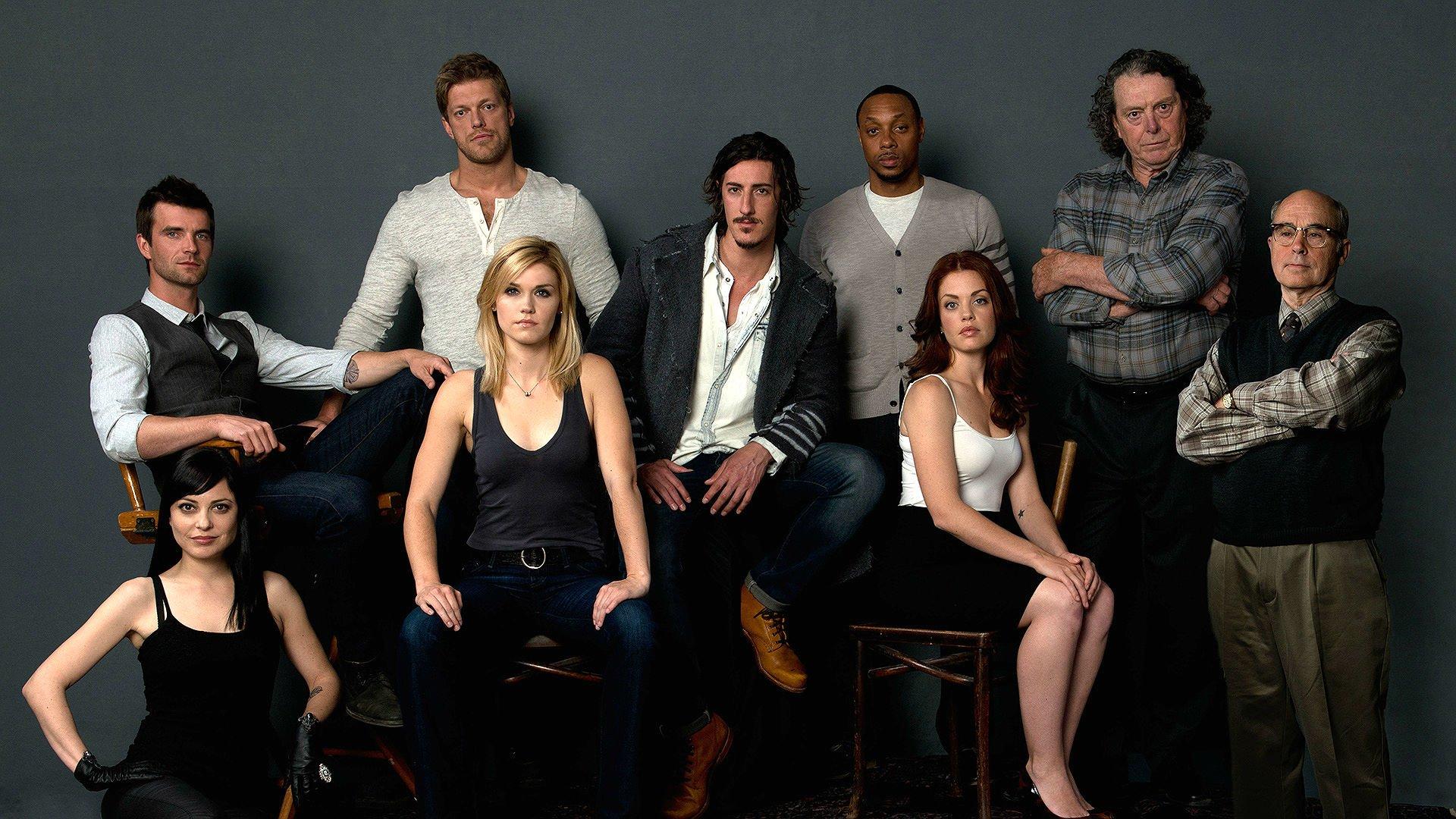 Haven Crime Drama Fantasy Sci Fi Series Supernatural