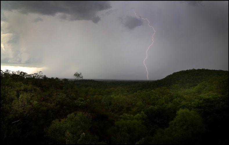 thunder storn flash lightning sky night eclair nuit foudre nature walppaper wallpaper