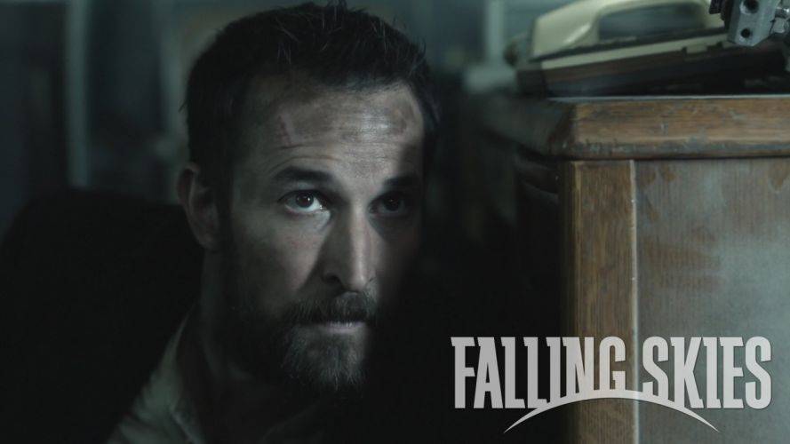 FALLING SKIES action series sci-fi thriller apocalyptic wallpaper