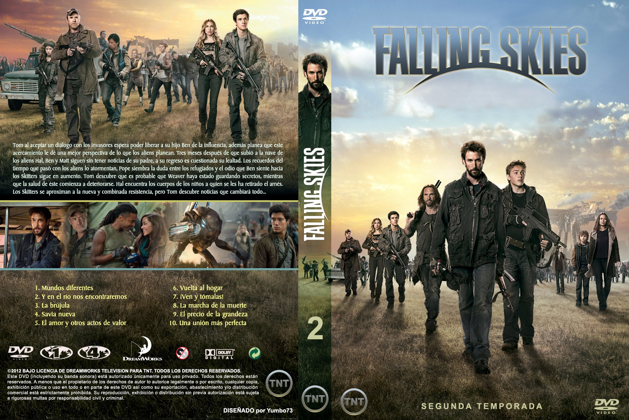 FALLING SKIES action series sci-fi thriller apocalyptic wallpaper ...