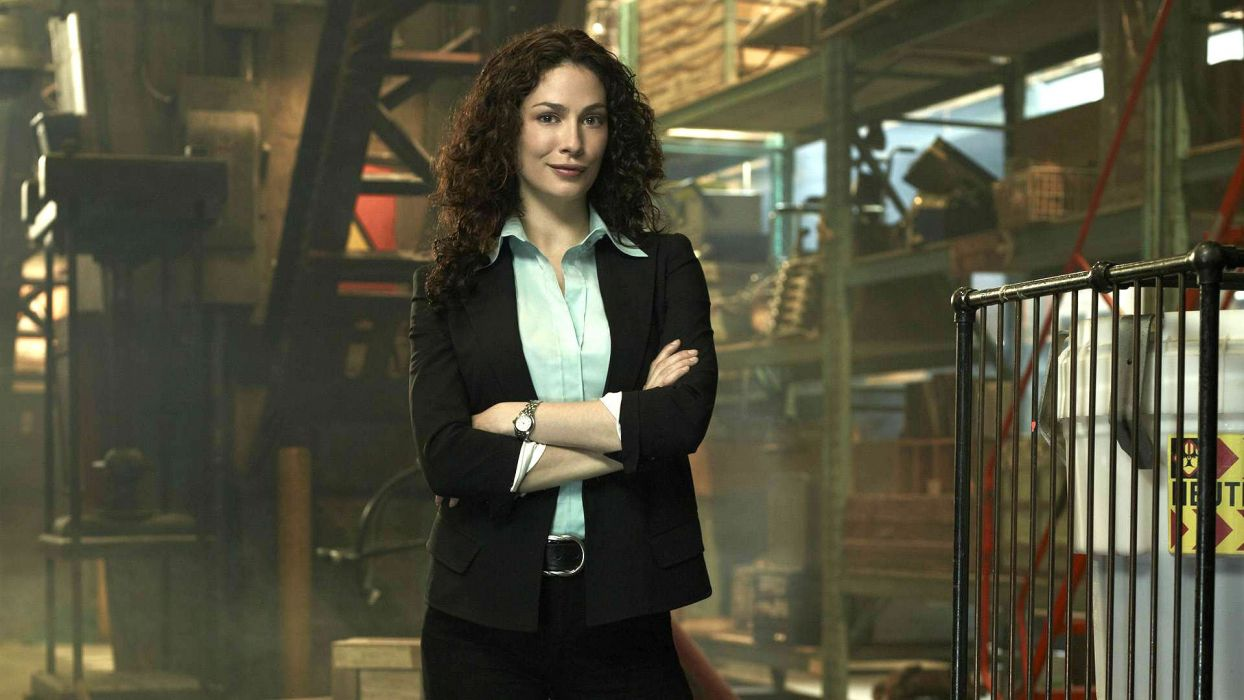WAREHOUSE 13 drama mystery sci-fi fantasy series wallpaper