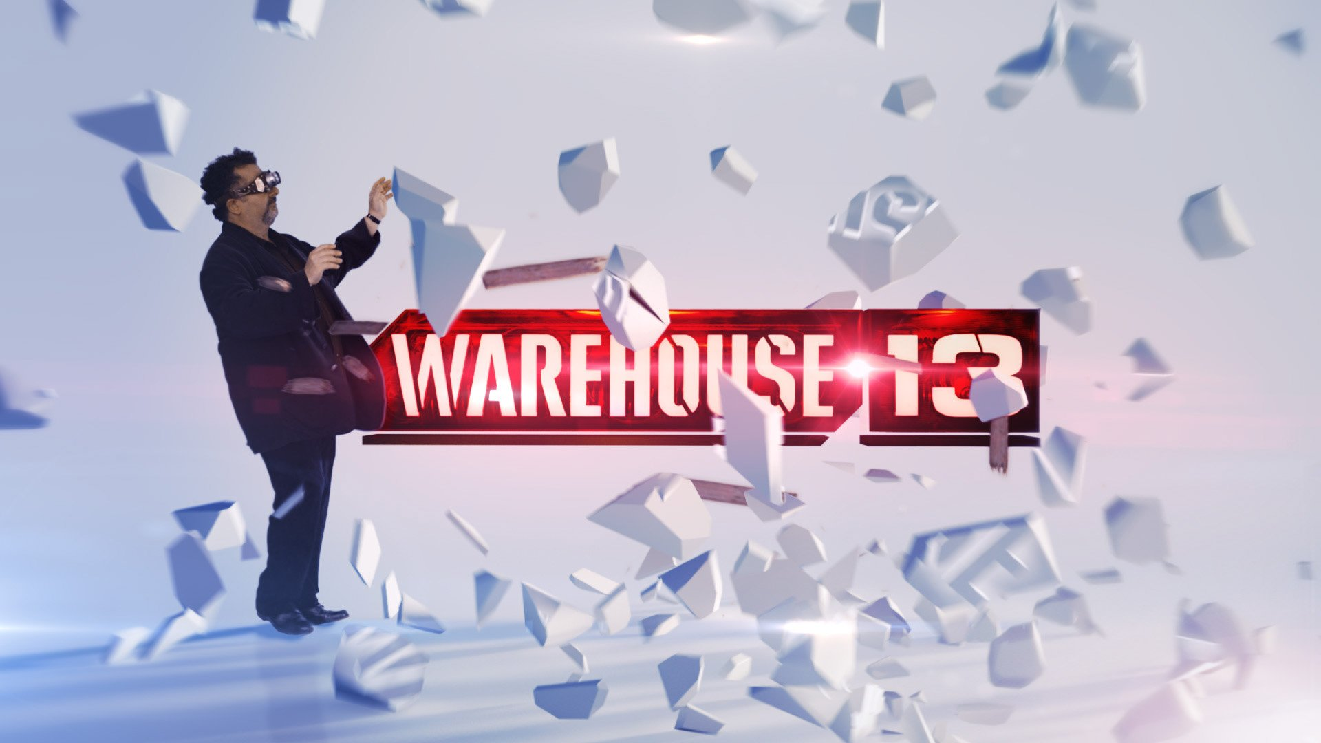Warehouse 13 drama mystery sci fi fantasy series wallpaper for Serie warehouse