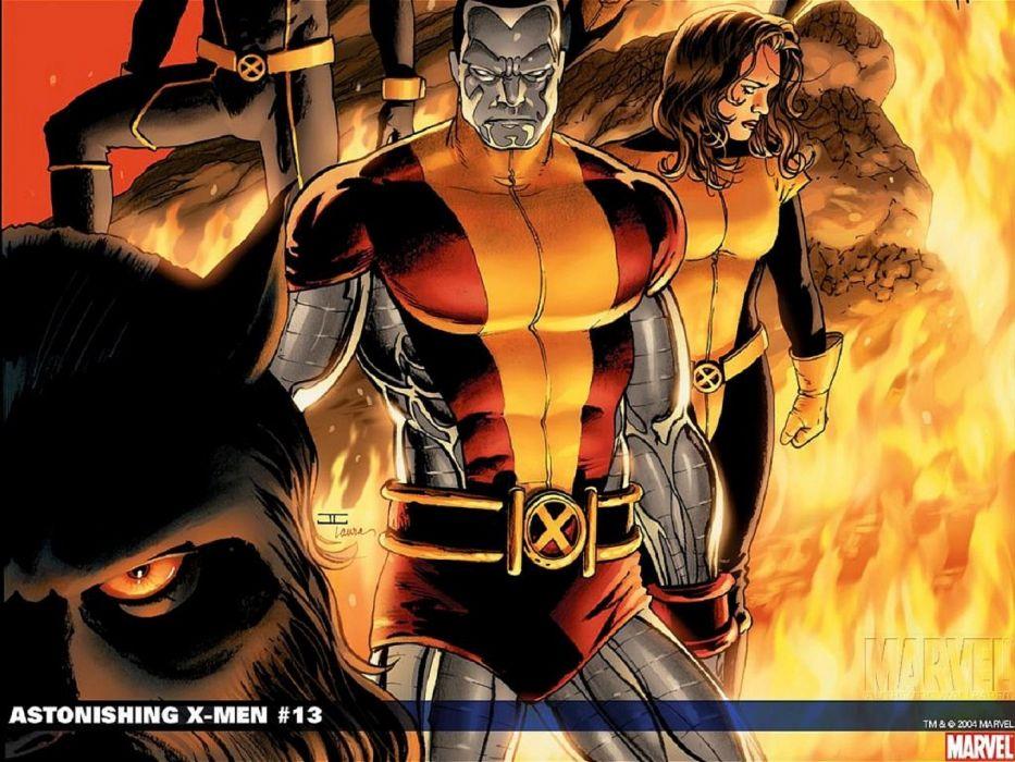 Comic marvel characters superhero book entertainment wallpaper
