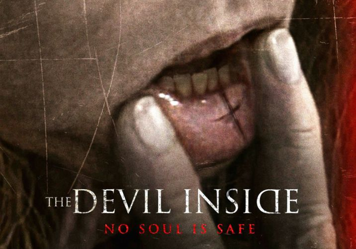 THE DEVIL INSIDE horror evil supernatural dark demon occult wallpaper