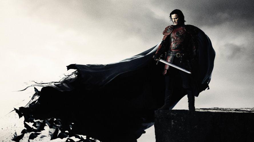DRACULA - cloak-sword-man wallpaper