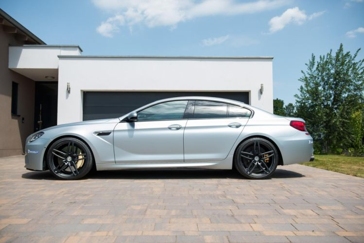 2014 G-Power BMW M6 Gran Coupe tuning cars wallpaper