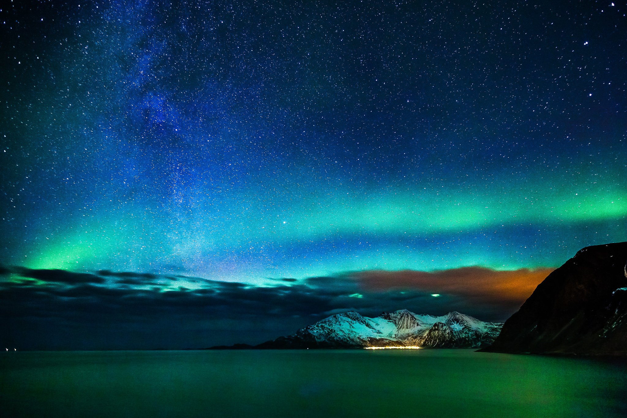 Northern Lights Alaska Wallpaper Alaska Aurora Aurora Borealis