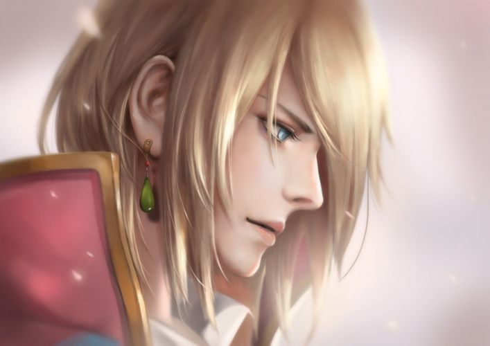 character blond anime boy wallpaper