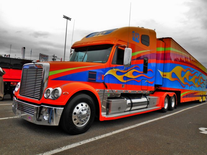 Freightliner Coranado wallpaper