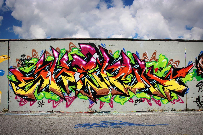 кот, обитающий красивые картинки для графити восхищались