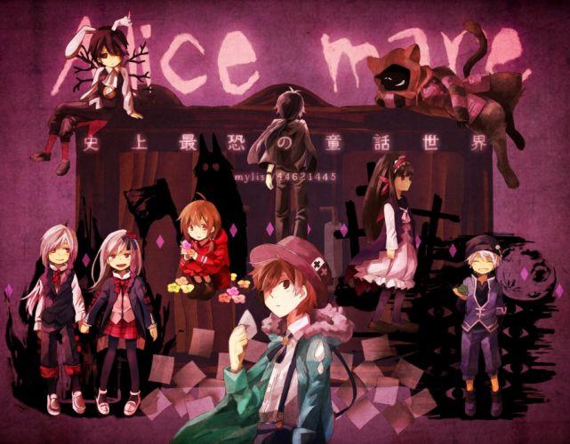Alice Mare d wallpaper