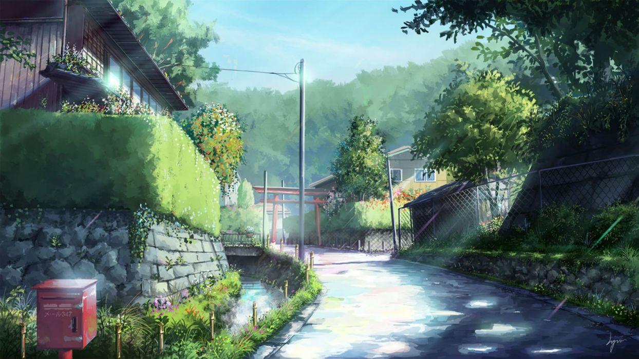 niko p nobody original scenic wallpaper