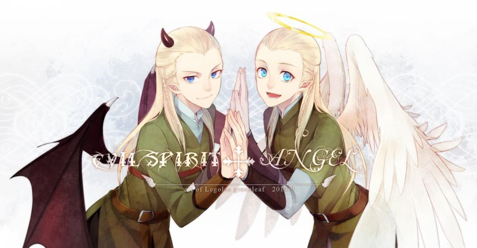 The Lord of the Rings Legolas White Wings Elf lotr wallpaper
