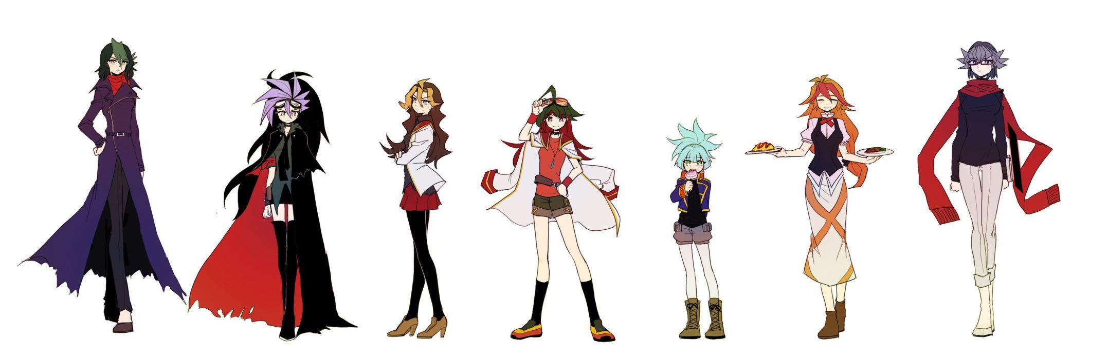 Yu Gi Oh Arc V Sakaki Yuya The Dark Duelist Sawatari Shingo