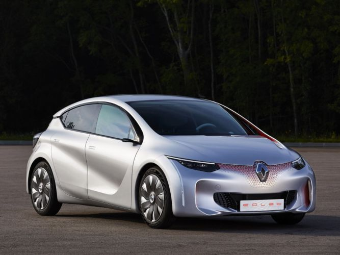 2014 Renault EOLAB Concept wallpaper