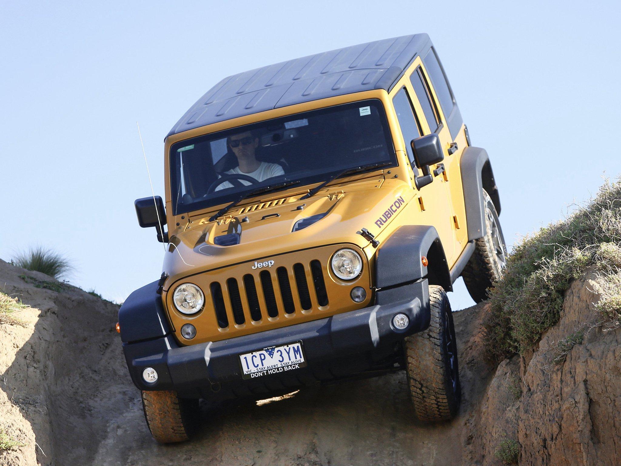 2015 Jeep Wrangler Unlimited Rubicon X AU Spec (J K) 4x4 Suv Wallpaper |  2048x1536 | 449800 | WallpaperUP