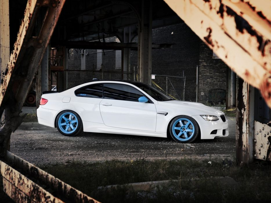 2011 IND BMW M-3 Coupe (E92) tuning wallpaper