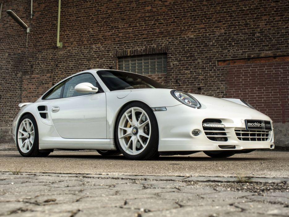 2013 McChip-DKR Porsche 911 Turbo S (997) supercar tuning wallpaper