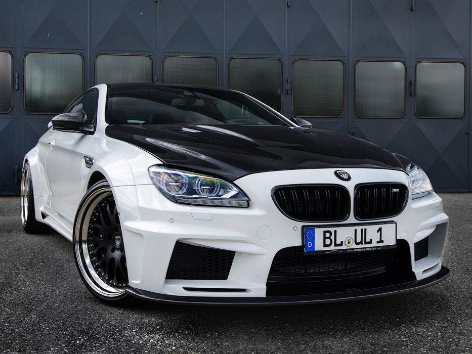 2013 Lumma-Design CLR 6-M (F13) BMW tuning wallpaper