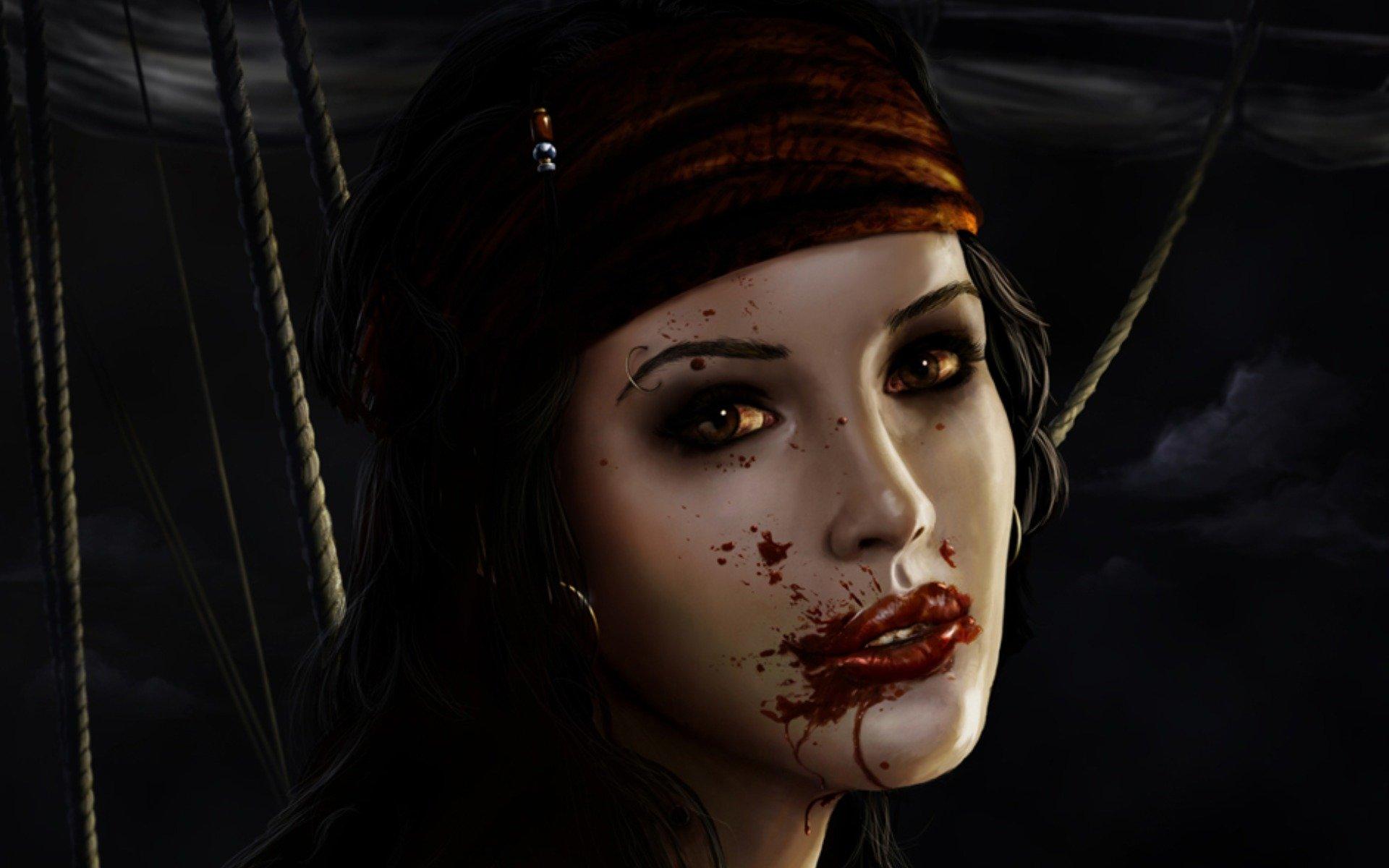 scary vampire wallpaper - photo #43
