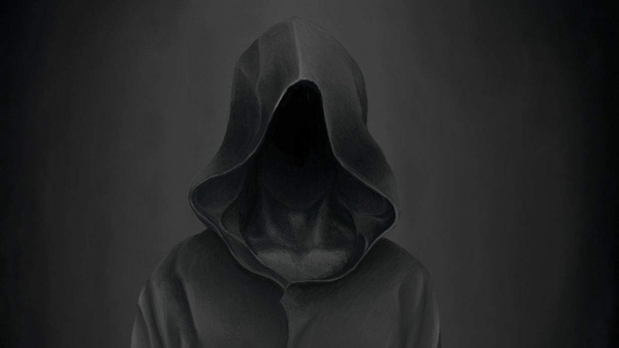 fantasy horror ghost darkness dark hoodie wallpaper