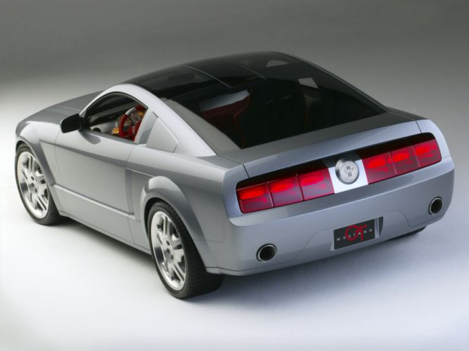 2003 Ford Mustang G-T Concept muscle wallpaper