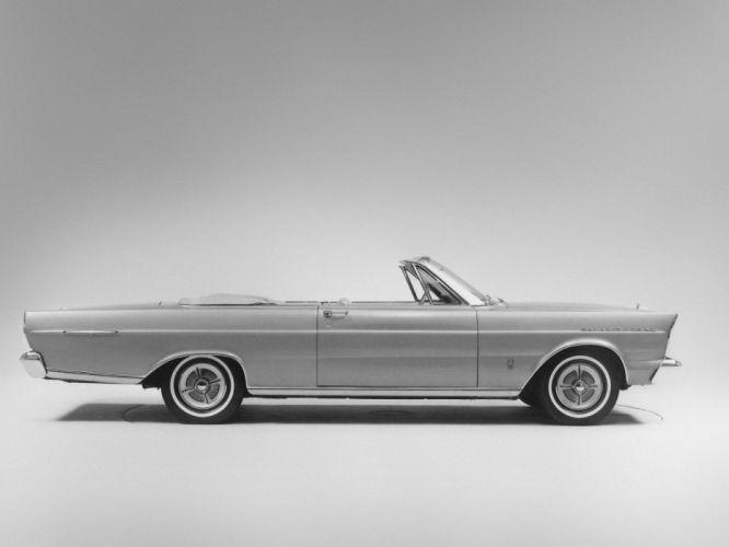 1965 Ford Galaxie 500 X-L Convertible (76B) classic wallpaper