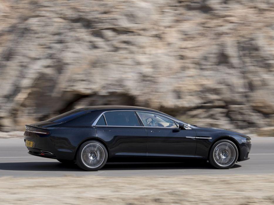 2015 Aston Martin Lagonda Prototype wallpaper