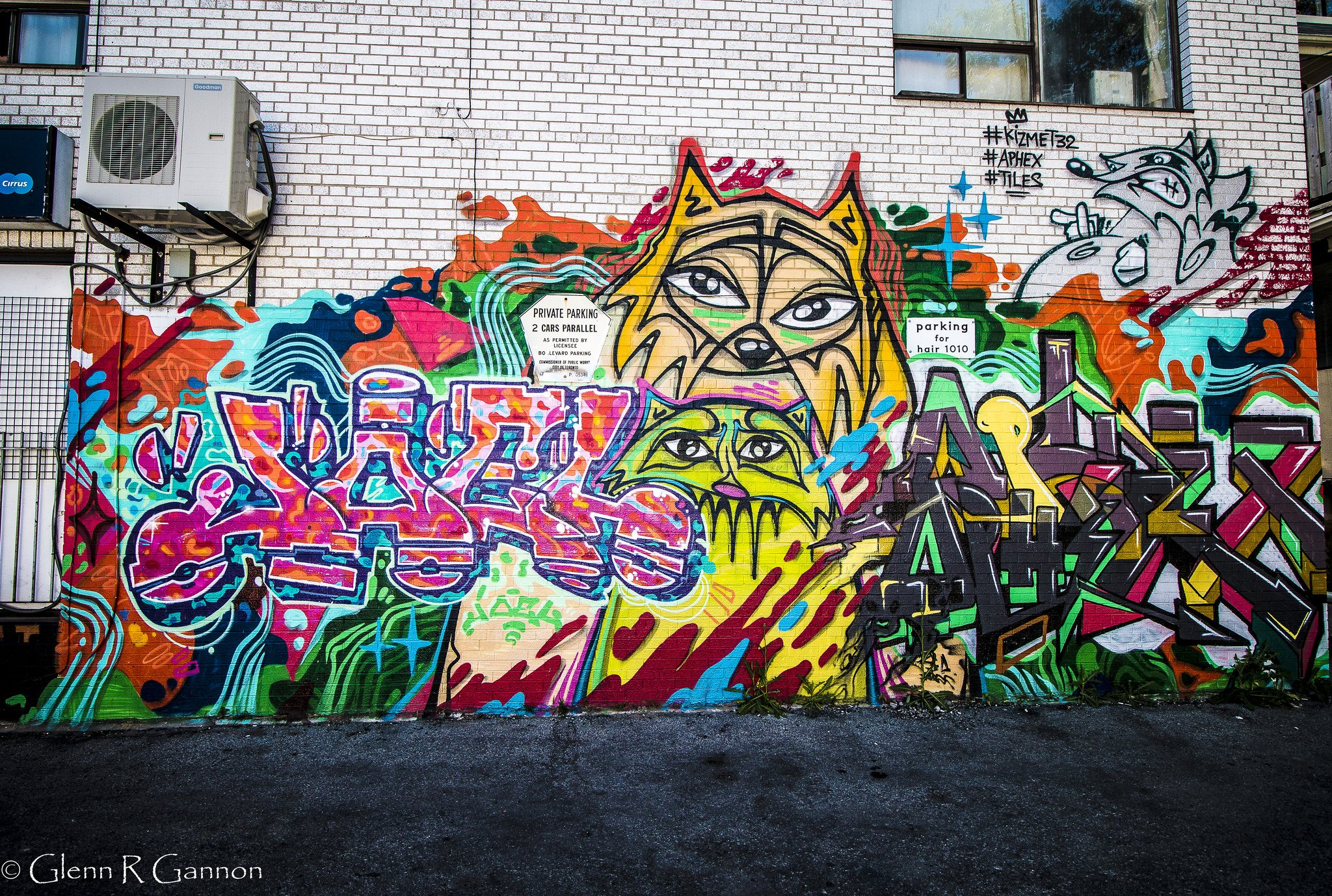 art buildings cities city colors graff graffiti illegal toronto