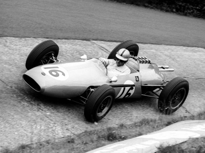 1962 Brabham BT3 Formula F-1 classic race racing wallpaper