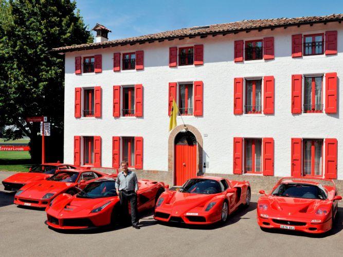 Ferrari supercar wallpaper