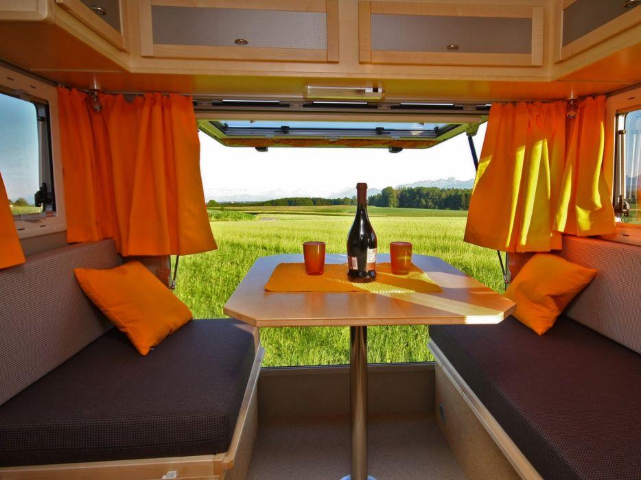 2013 Bimobil Husky 258 Volkswagon motorhome pickup camper wallpaper