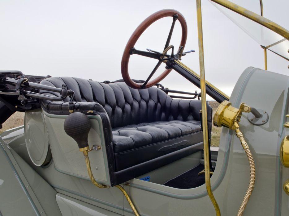 1912 Mitchell Model-5-6 Baby Six Roadster retro wallpaper