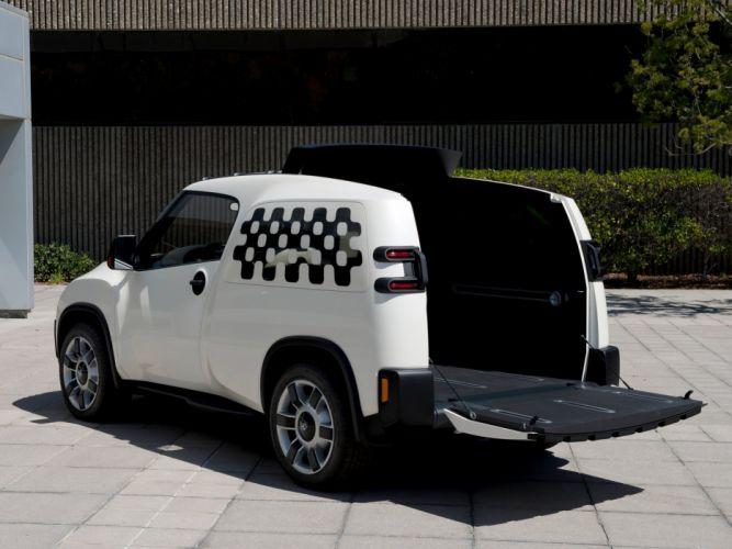 2014 Toyota Urban Utility Concept suv delivery wallpaper
