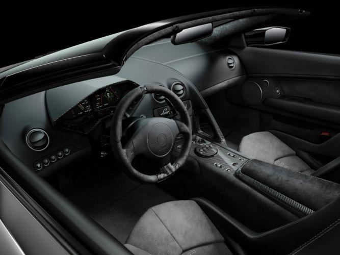 2009 Lamborghini Reventon Roadster supercar wallpaper