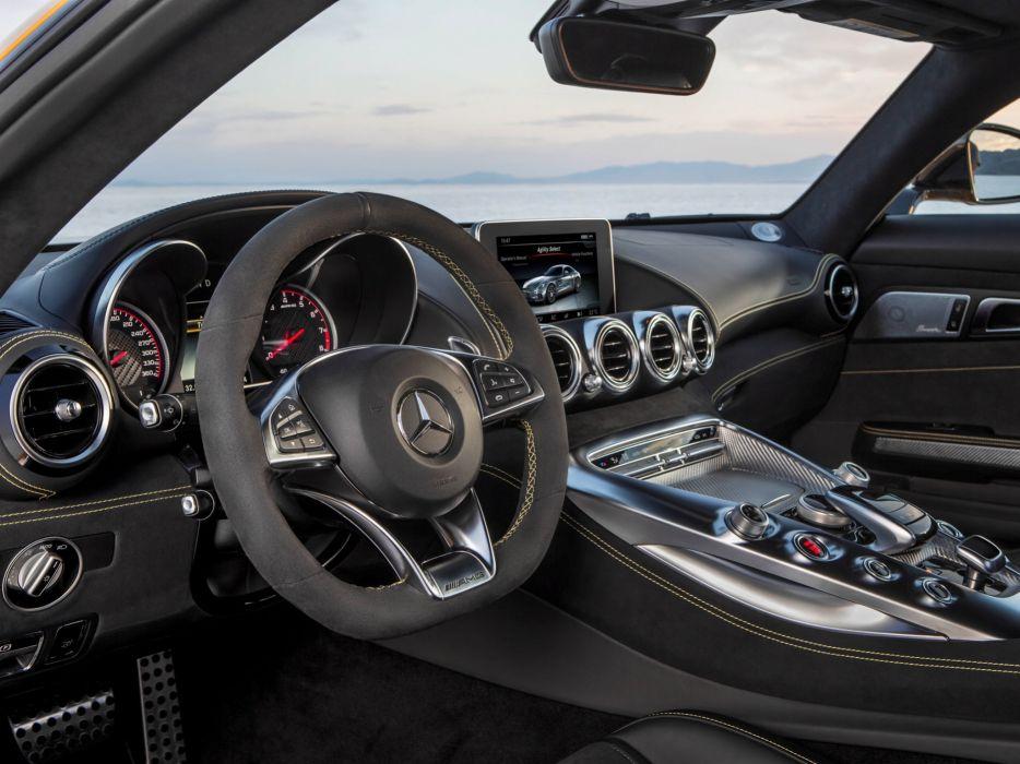 2014 Mercedes Benz AMG GTS g-t supercar wallpaper