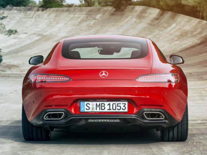 2014 Mercedes Benz AMG GTS g-t supercar wallpaper