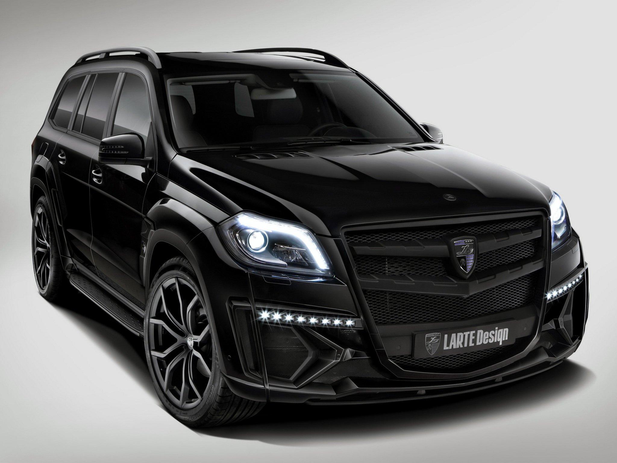 2014 larte design mercedes benz g l black crystal x166 tuning suv wallpaper 2048x1536 451720 wallpaperup - Mercedes Benz Suv 2014 White