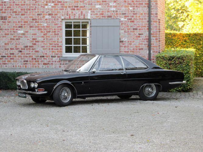 1966 Jaguar F-T Coupe classic luxury wallpaper