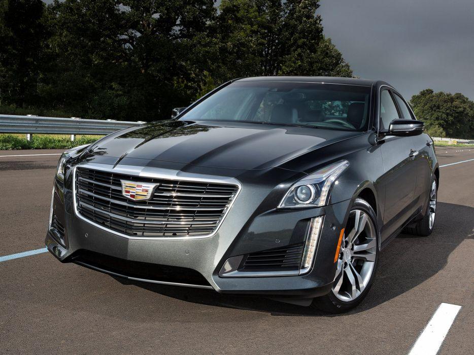 2015 Cadillac CTS Vsport wallpaper