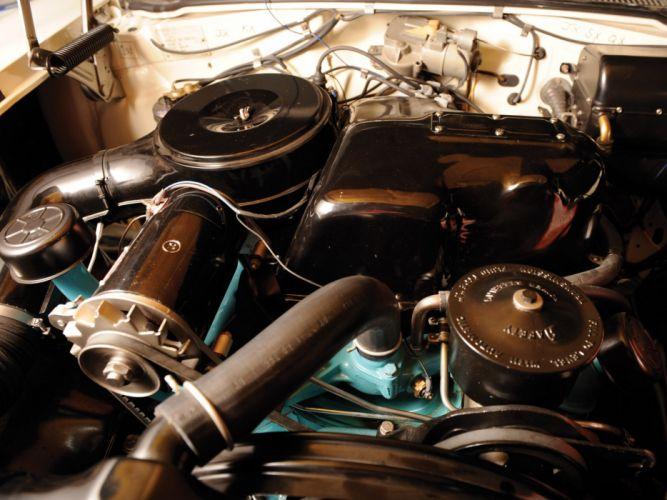1957 Pontiac Star Chief Custom Bonneville Convertible (2867SDX) retro luxury wallpaper