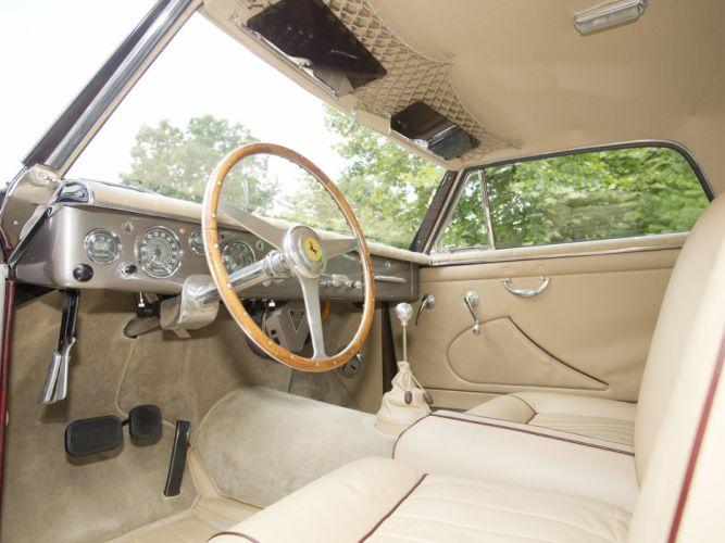 1953 Ferrari 250 Europa Coupe (0313EU) supercar retro wallpaper