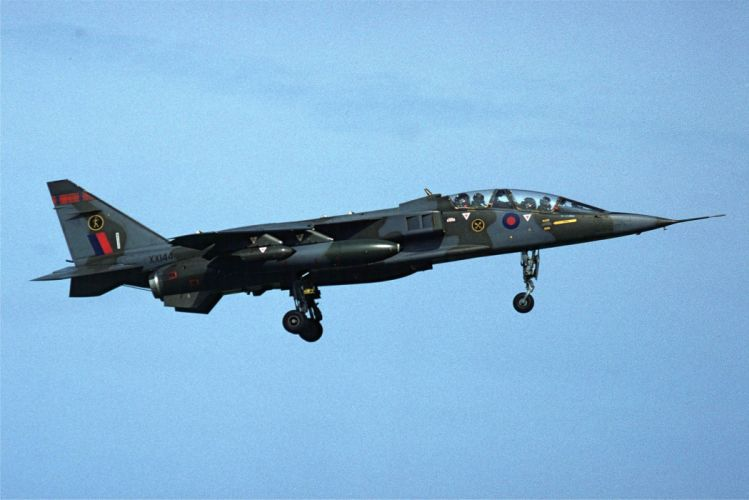 aircraft army attack SEPECAT Jaguar Fighter jet Military french UK wallpaper