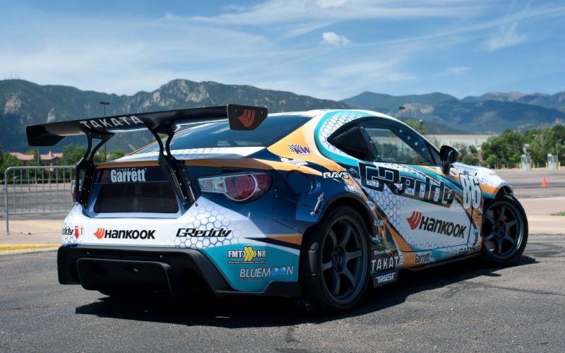 2014 GReddy Racing Scion FR-S race wallpaper