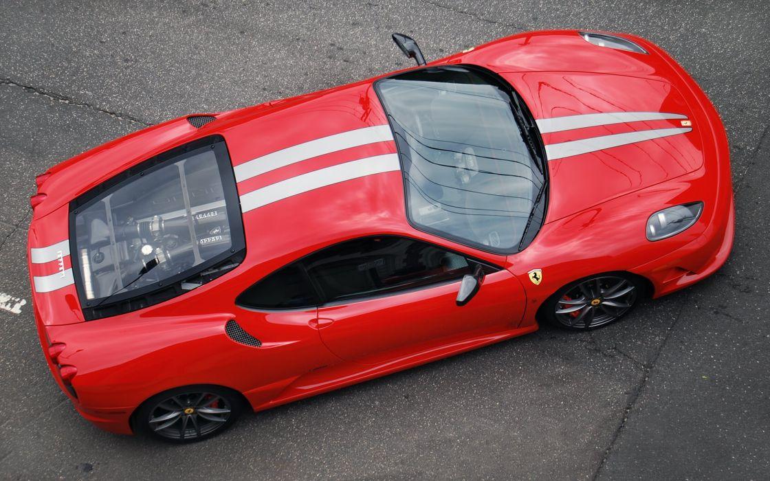 Ferrari 430 Scuderia wallpaper
