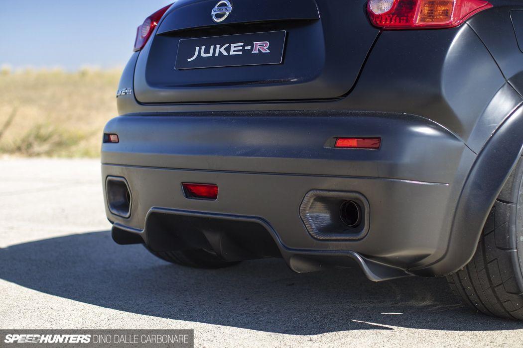 Juke R Nissan Nissan 360 VR38DETT tuning wallpaper