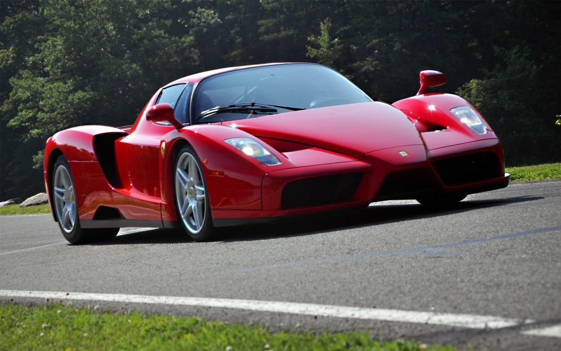 Ferrari Enzo Exterior wallpaper